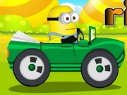 Minion First Ride - Car Racing Games - Car Games
