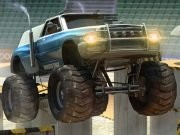 Monster Truck 3D Arena Stunts Game