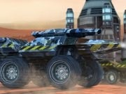Alien Cars 3D Future Racing Game