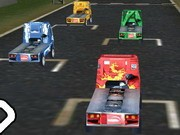 Truck Race Game