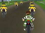 Ben10 cực Race game