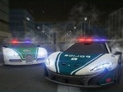 Dubai Supercars Polisi Rally - game balap mobil - mobil game