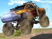 Monster Truck Jam 3D Racing - auto race spelletjes - auto spelletjes