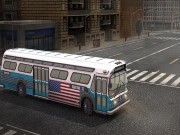 American Bus 3D Parking Game