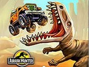 Hunter Jurassic - game balap mobil - mobil game