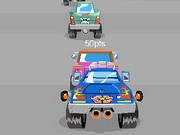 Mini Truck Racers - game balap mobil - mobil game
