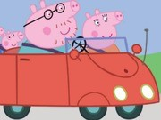 Peppa Car Game