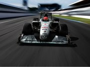 Mercedes F1 Puzzle - game balap mobil - mobil game
