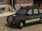 English Cab 3D Parking Game