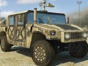 Offroad Army Car Game