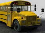 School Bus Scramble Game