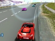 3D Turbo Speed - auto race spelletjes - auto spelletjes