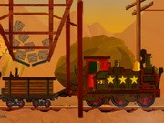 Steam Train Barat - Other Games - mobil game