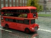 London Bus 3D Parking Game