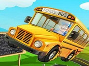 School Bus Parking Frenzy - jeux de parking - jeux de voiture