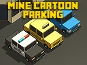 Mine Cartoon Паркинг Game