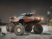 Space Moon Rover Parking - auto parkeren spelen - auto spelletjes