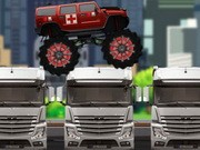 Monster Intervention Truck Squad - Other Games - bil spel