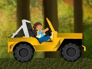 Diego Forest Adventure - game balap mobil - mobil game