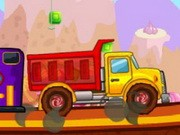 Candy Land Transport - Other Games - auto spelletjes