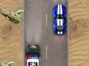 Twin Driver - game balap mobil - mobil game