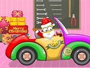 Santa Minion Kerstmis Car - Other Games - auto spelletjes