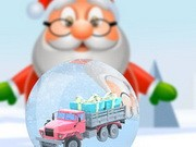 Santa 's  Toy Parking Mania - jeux de parking - jeux de voiture