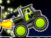 Ben 10 Truk Smash - game balap mobil - mobil game