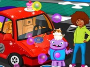 B-Aliens Herstel Car - Other Games - auto spelletjes