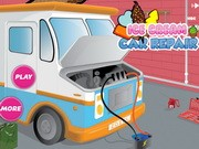 Ice Cream Car Repair Game
