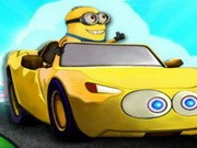 Super Minion Drift - game balap mobil - mobil game