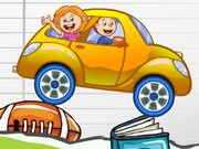 Run Back Home - game balap mobil - mobil game