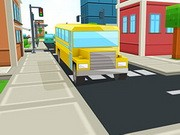 School Bus Parking Frenzy 2 - jeux de parking - jeux de voiture