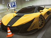 Parking Supercar City Game