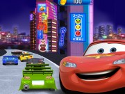 Lightning McQueen : Relâmpago Game Speed