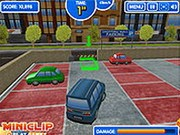 Parkir Shopping Mall - game parkir mobil - mobil game