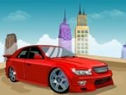 Chicago Skyscrapers Racing - game balap mobil - mobil game