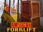 American Forklift - Other Games - bil spel