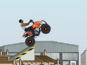 Urban Atv Racing - Bike Games - Car Games