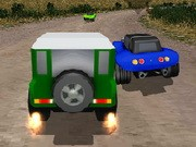 Rally 4x4 Super - game balap mobil - mobil game