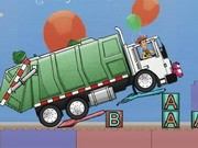 Toy Story Truck - game balap mobil - mobil game