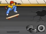 Skate Freaks Stunt Frenzy -  Games - mobil game