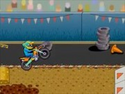 Motocourse Rally Game
