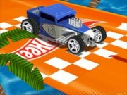 Hot Wheels Track Attack - bil racingspel - bil spel