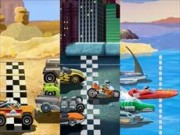 Terrain Tourney - Car Racing Games - Car Games