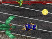 Dragon Fire Hangus Pursuit - game balap mobil - mobil game