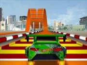 Ganda loop Dare - game balap mobil - mobil game