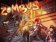 Zombus Bus - Other Games - bil spel