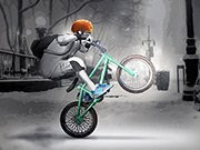 Winter BMX Mania - Bike Games - Car Games