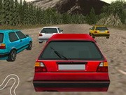 Dirt Road Drive - game balap mobil - mobil game